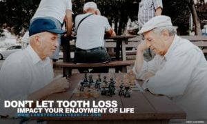 Don't let tooth loss