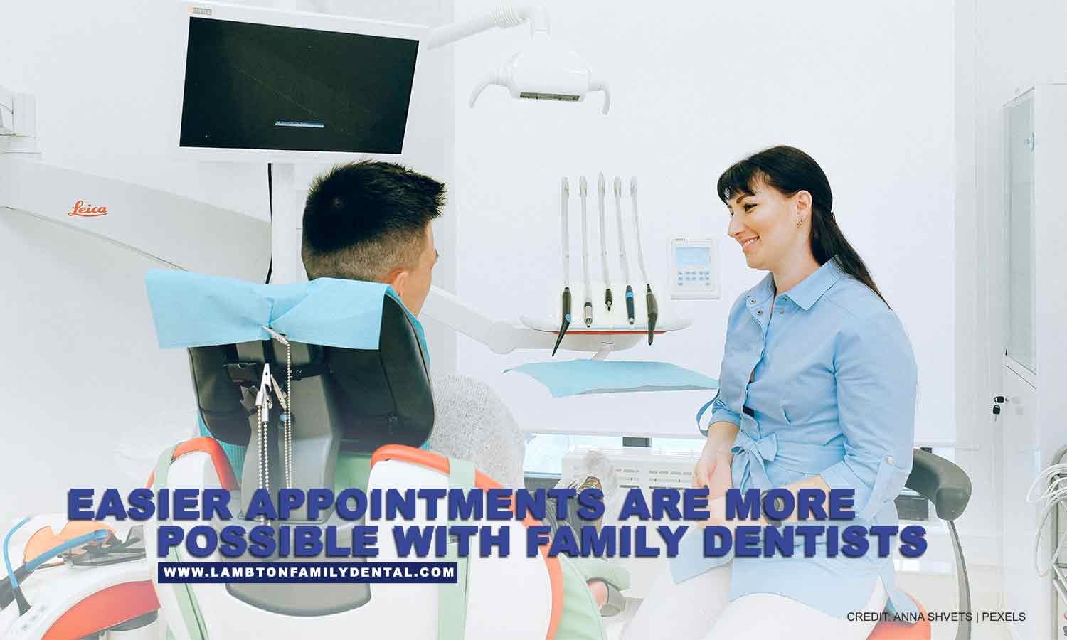 Easier appointments