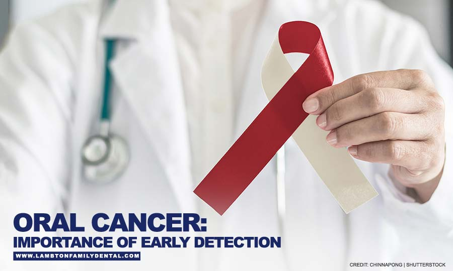 Oral Cancer: Importance of Early Detection